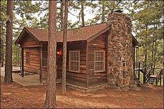 Cabins :Petit Jean State Park, Arkansas