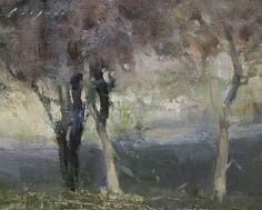 'Isaac' Lazarus Israels (Amsterdam Den Haag) At the Longchamp races, Paris - Dutch Art Gallery Simonis and Buunk Ede, Netherlands. Contemporary Landscape, Abstract Landscape, Landscape Paintings, Abstract Tree Painting, Abstract Trees, Abstract Art, Fantasy Paintings, Oil Paintings, Galerie D'art