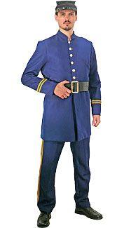 Civil War Union Soldier Costume
