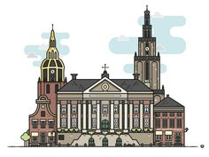 Groningen Skyline final