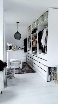 Drömmen om ett dressing room