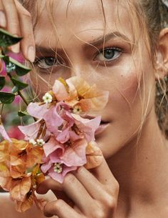 Karlie Kloss Wears Summer Beauty Skin Lensed By Alique For Vogue Paris May 2019 — Anne of Carversville
