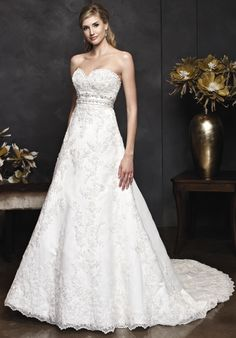 I like the detailing on the waist and the dress overall. Kenneth Winston-1557