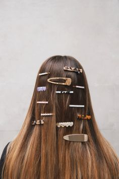 Women's Hair Inspiration | Resin Heart Hair Clips | Urban Outfitters | Women's | Accessories #uoeurope #urbanoutfitters #uoonyou