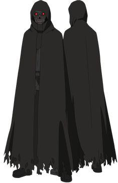 Death Gun's character design for GGO. Death Gun's face design for GGO. Sterben's…