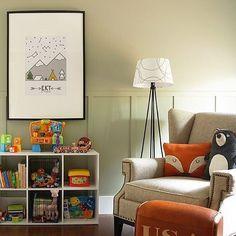 Cozy corner + some f