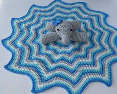 Crochet Elephant Lovey Blanket, Crochet Elephant Security Blanket, Elephant Amigurumi, Elephant Bedding, Elephant Baby Blanket  ************************************************************************************  This sweet crochet elephant lovey / security blanket will become an inseparable friend for your child. It is also perfect for a baby shower gift, nursery decor, or photo props.  Please note that this item has not been made yet. It will be crafted in a smoke free environment. This…
