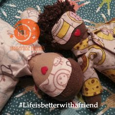Hoping you and your bff had an awesome #nationalbestfriendday! Sweet dreams from the #IndigoMuseFriends  #IndigoMuseDesigns #toys #dolls #kids #cute #sweet #softies #stuffies #plushies #handmade #comingsoon #bhavanashaktifriends #twee #tweegram #multicultural #genderneutraltoys #lifeisbetterwithafriend #friends #IndigoMuseFriendgram