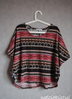 Kup mój przedmiot na #vintedpl http://www.vinted.pl/damska-odziez/swetry-z-dekoltem/12067223-sweter-we-wzory-new-look