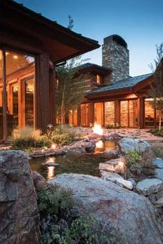 Sun Valley Home and Design | Sun Valley Magazine #architecture #design #sunvalley #idaho