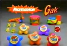 It was okay to get messy: | 15 Reasons Why Toys In The 90s Were Just PlainBetter