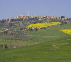 The South of Siena: A Romantica Area - BeA Alfresco Destination Weddings