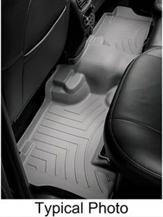 Custom molding ensures a perfect fit for each Land Rover Evoque Unique material is designed for strength and features a texture that securely grips the floor Advanced surfacing creates channels that divert fluid and debris away from shoes and clothing Single-piece liner ensures complete coverage - even over the hump Gray finish complements many interiors Made in the USA