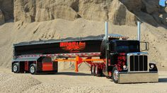 Peterbilt Trucks  | Peterbilt semi trucks tractor rigs wallpaper | 1920x1080 | 53873 ...