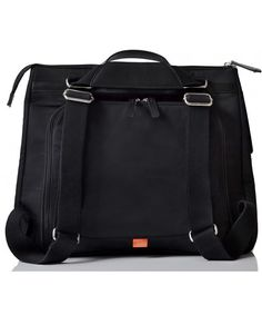 PacaPod Gladstone Nappy Bag - Black c6eeb84cd93