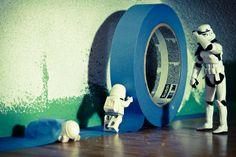 #starwars #legos :)