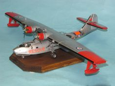Royal Canadian Coastguard PBY-6 Catalina | Unknown Scale