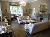 lounge at the Beckford Arms- neutral decor