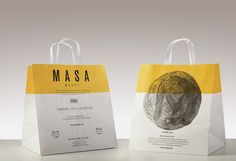 Masa Take Away Bags