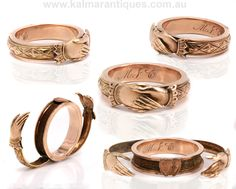 Fede gimmel rings have been used for centuries to symbolize the the term fede comes from the italian verse mani in fede translating thecheapjerseys Choice Image