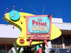 50's Prime Time Cafe, located at @Walt Disney World's Disney's Hollywood Studios