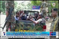 Más De 30 Mil Ilegales Haitianos Han Sido Devueltos A Su País