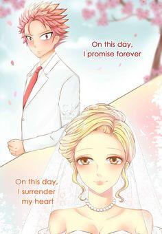 Nalu - Dream Wedding by chiire