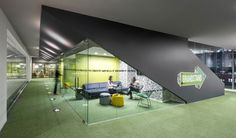 Initiative Media Offices by Ted Moudis Associates, New York City » Retail Design Blog
