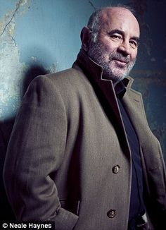 Bob Hoskins...Brilliant actor who could epitomize evil and kindness in the blink of an eye, has passed away from pneumonia at the age of 71 ~ RIP
