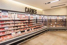 Supermarket Zaffari San Pelegrino, Caxias, Brazil - Wayfinding and Environmental Design