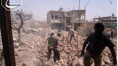 Hezbollah Fighters Pose New Threat In Syria