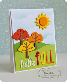 Taylored Expressions: Blog Design Team: Hello Fall!