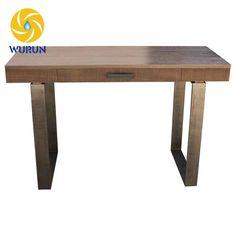 Indoor Furniture Parts Iron U Shape Steel Metal Coffee Table Legs