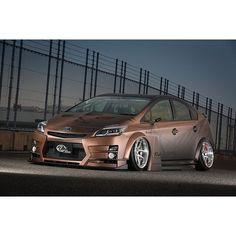 toyota prius jdm stanced on Instagram Body Kits, Air Ride, Toyota Prius, Scion, Jdm, Cool Cars, Lovers, Instagram, Ideas