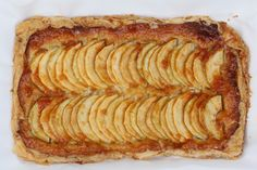 I really love apple desserts.
