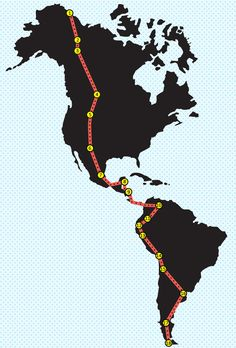 All-American Road Trip: 18 Stops on the Pan-American Highway | Mental Floss