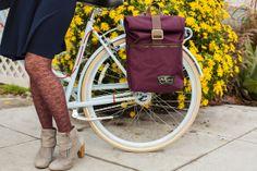 Motley Goods Pannier Backpack