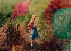 Shae Detar - painted photos