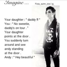 imagine black veil brides | imagine #andy biersack #bvb #black veil brides