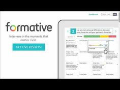 Free Technology for Teachers: Give Written Feedback on Students' Answers in GoFormative Assessments