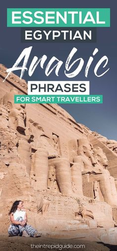 Essential Egyptian Arabic Phrases [Infographic Included]