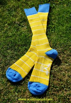 Tynemouth Hiking Klub – Priory Socks | Sock Council