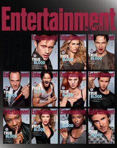 See all the True Blood character covers for this week's issue