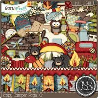 {Happy Camper} Digital Scrapbook Kit by Just So Scrappy available at Gingerscraps http://store.gingerscraps.net/Happy-Camper-Digital-Scrapbook-Kit.html and Gotta Pixel http://www.gottapixel.net/store/product.php?productid=10018432&cat=&page=1 #digiscrap #digitalscrapbooking #justsoscrappy #happycamper