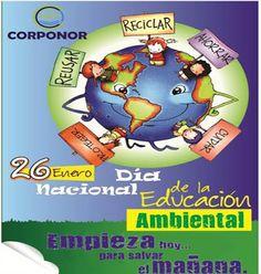 Clase de Anabel: EDUCACIÓN AMBIENTAL.