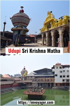 Udupi Sri Krishna Matha | Udupi Krishna Matha | Udupi Sri Krishna Temple Timings | Sri Krishna Mutt Udupi | Udupi Sri Krishna Temple Story | Udupi Krishna Kanakana Kindi | Shri Krishna Matha Udupi | Krishna Temple Udupi | Udupi Krishna Temple Dress Code | Udupi Sri Krishna Temple History | Udupi Sri Krishna Temple Sevas, Pooja | Udupi Sri Krishna Temple Karnataka | Udupi Krishna Temple Prasadam | Udupi Krishna Temple Guide Sri Krishna, Krishna Temple, Best Places To Travel, Cool Places To Visit, Travelling Tips, Travel Tips, Countries Around The World, Around The Worlds, Face Book