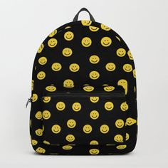 Kids Backpacks, School Backpacks, Cheap School Bags, Andrea Lauren, Book Bags, D Craft, Designer Backpacks, Smiley, Shoulder Straps