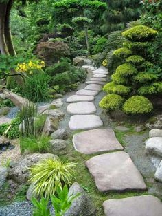 80 Wonderful Side Yard And Backyard Japanese Garden Design Ideas. If you are looking for 80 Wonderful Side Yard And Backyard Japanese Garden Design Ideas, You come to the right […]. Japanese Rock Garden, Asian Garden, Zen Garden Design, Japanese Garden Design, Path Design, Garden Types, Garden Paths, Side Yard Landscaping, Landscaping Ideas