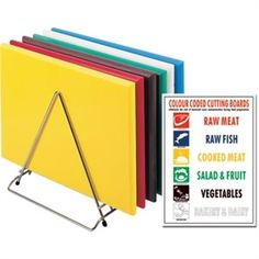 Food Safety On Pinterest Food Chopping Board Set And