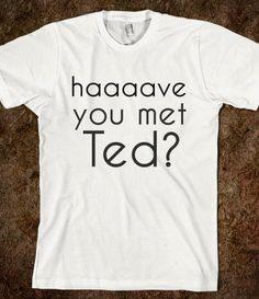 How I met your Mother tshirt